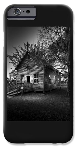 1800's Florida Church IPhone 6s Case by Marvin Spates