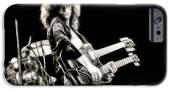 Jimmy Page Collection IPhone 6s Case