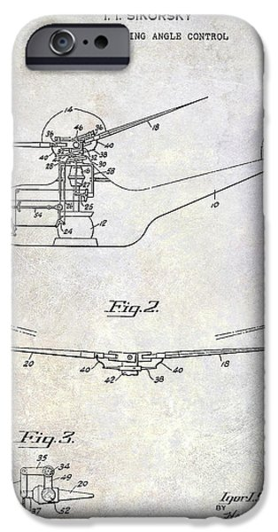 1947 Helicopter Patent IPhone 6s Case