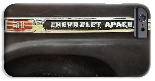 Truck iPhone 6s Case - 1959 Chevy Apache by Scott Norris