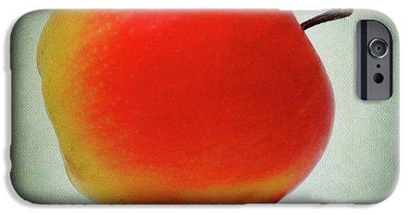 Apple iPhone 6s Case - Apples by Bernard Jaubert