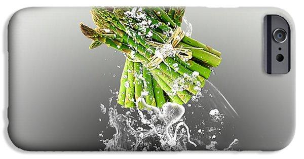 Asparagus Splash IPhone 6s Case
