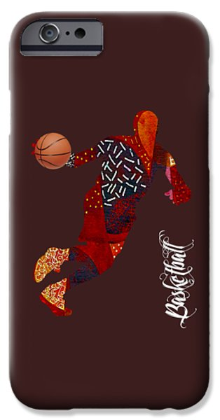 Basketball Collection IPhone 6s Case by Marvin Blaine