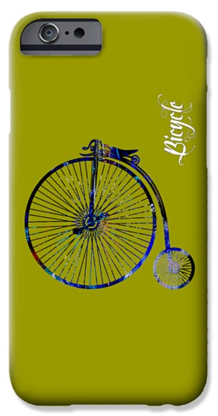 Bicycle Collection IPhone 6s Case by Marvin Blaine