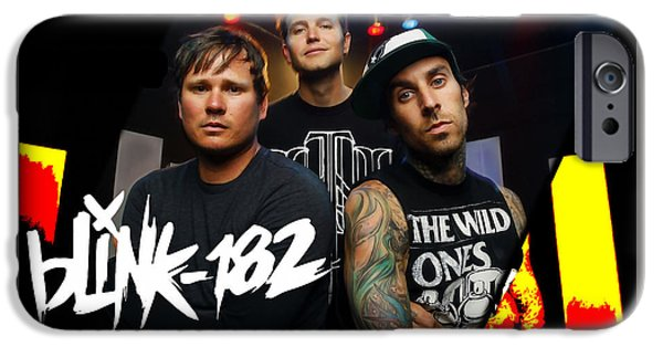 Blink 182 Collection IPhone 6s Case by Marvin Blaine