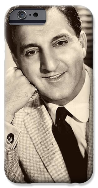Danny Thomas 1957 IPhone Case by Mountain Dreams