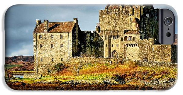 Castle iPhone 6s Case - Eilean Donan Castle by Smart Aviation