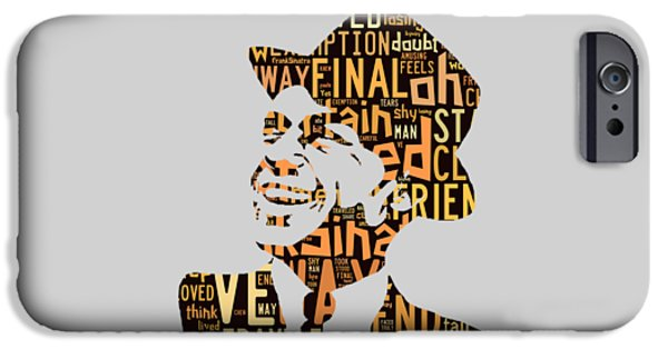 Frank Sinatra I Did It My Way IPhone 6s Case by Marvin Blaine