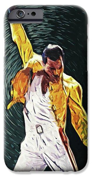 Freddie Mercury IPhone 6s Case