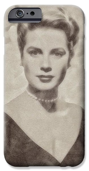 Grace Kelly, Actress And Princess IPhone 6s Case