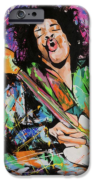 Jimi Hendrix IPhone 6s Case