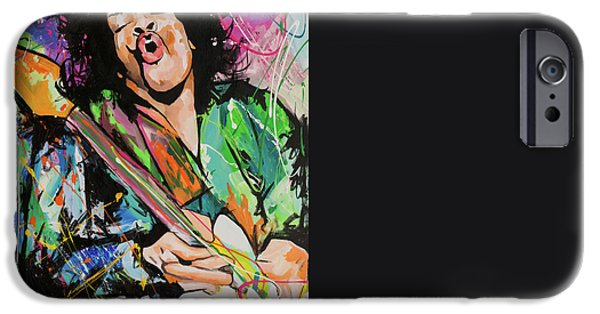 Jimi Hendrix IPhone 6s Case by Richard Day
