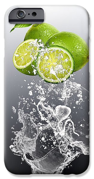 Lime Splash IPhone 6s Case