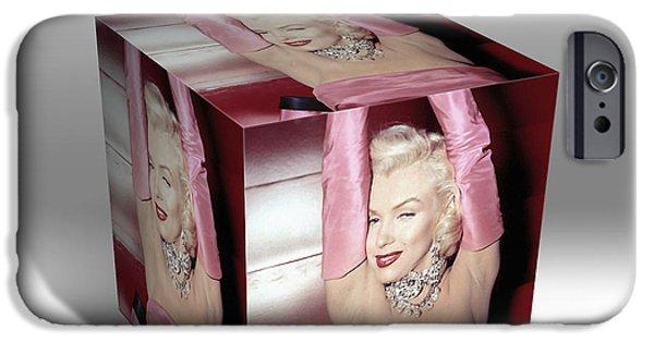 Marilyn Monroe Diamonds Are A Girls Best Friend IPhone 6s Case