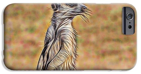 Meerkat IPhone 6s Case