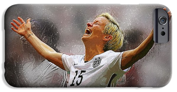 Megan Rapinoe IPhone 6s Case