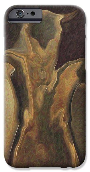 Minotaur  IPhone 6s Case by Quim Abella