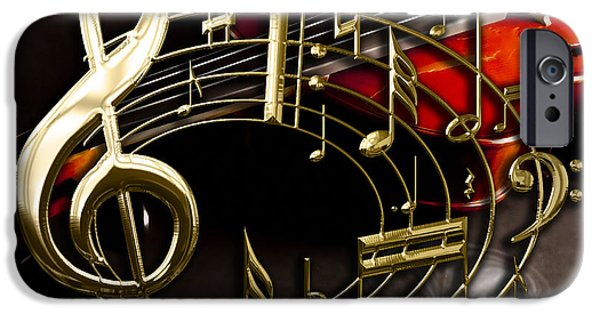 Musical Collection IPhone 6s Case by Marvin Blaine