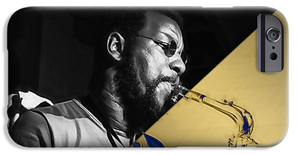 Ornette Coleman Collection IPhone 6s Case