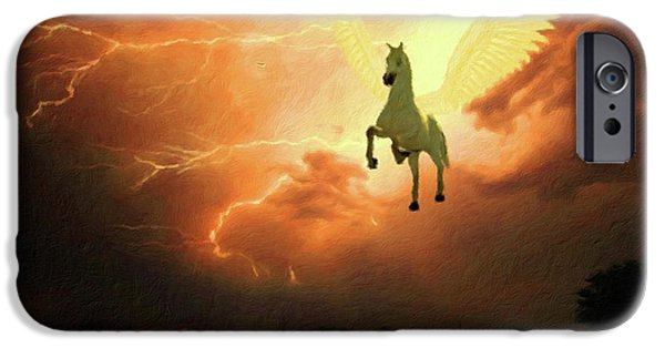 Pegasus By Mary Bassett IPhone 6s Case