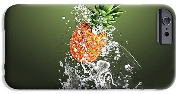Pineapple Splash IPhone 6s Case
