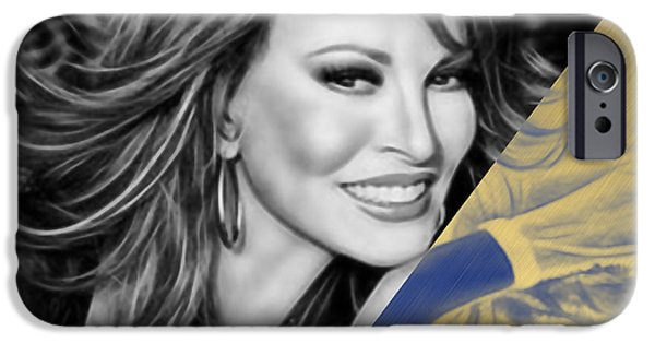 Raquel Welch Collection IPhone 6s Case by Marvin Blaine