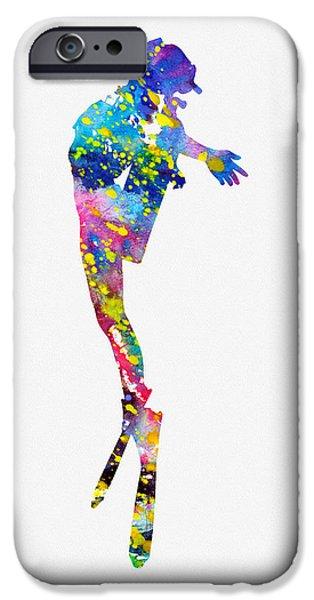 Scuba Diving iPhone 6s Case - Scuba Diving-colorful by Erzebet S