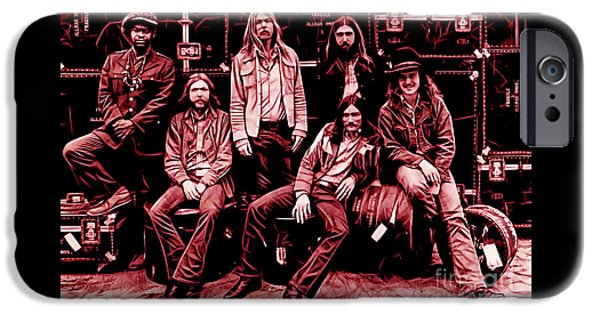 The Allman Brothers Collection IPhone 6s Case