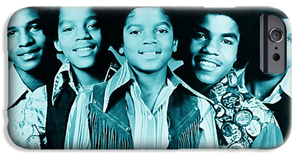 The Jackson 5 Collection IPhone 6s Case by Marvin Blaine
