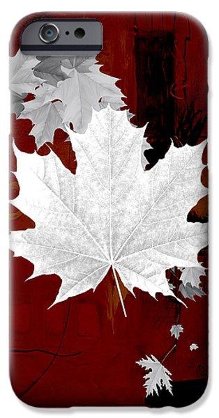 Tree Leaves Art IPhone 6s Case