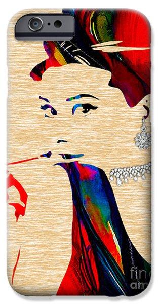 Audrey Hepburn Collection IPhone 6s Case