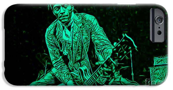 Chuck Berry Collection IPhone 6s Case by Marvin Blaine