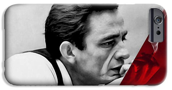 Johnny Cash Collection IPhone 6s Case