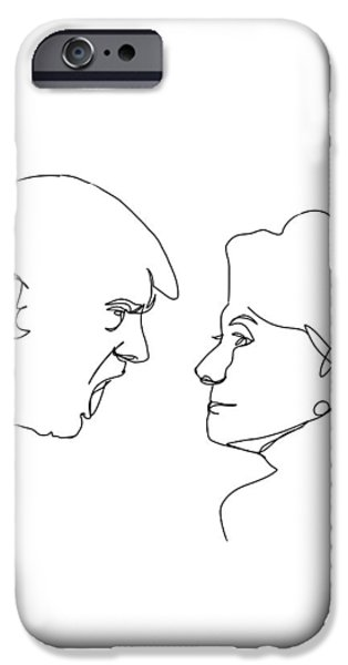 2016 Election IPhone 6s Case by Harold Belarmino