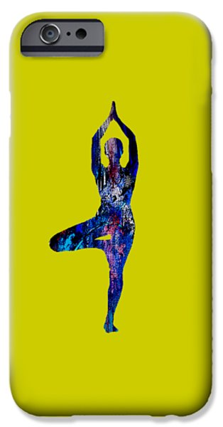 Yoga Collection IPhone 6s Case