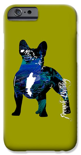 French Bulldog Collection IPhone 6s Case