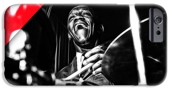 Art Blakey Collection IPhone 6s Case by Marvin Blaine
