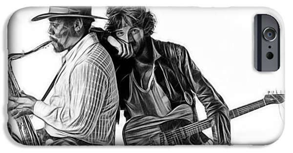 Bruce Springsteen Clarence Clemons Collection IPhone 6s Case