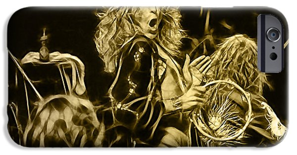 Robert Plant Led Zeppelin IPhone 6s Case