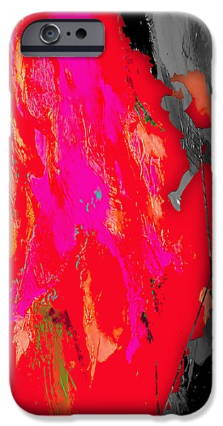 Rock Climber Collection IPhone 6s Case by Marvin Blaine