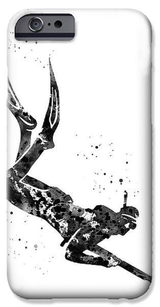 Scuba Diving iPhone 6s Case - Scuba Diver by Erzebet S