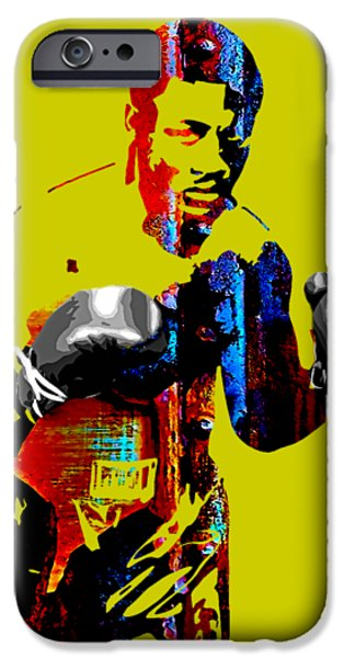 Smokin Joe Frazier Collection IPhone 6s Case
