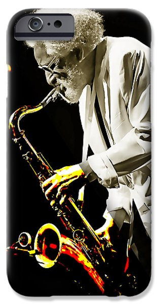 Sonny Rollins Collection IPhone 6s Case