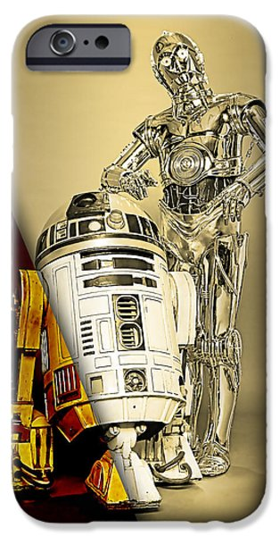 Star Wars C3po And R2d2 Collection IPhone 6s Case