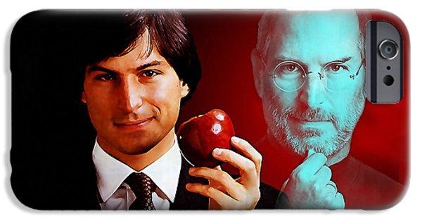 Steve Jobs IPhone 6s Case