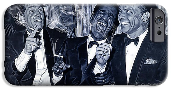 The Rat Pack Collection IPhone 6s Case by Marvin Blaine