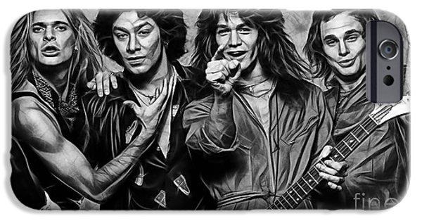 Van Halen Collection IPhone 6s Case by Marvin Blaine