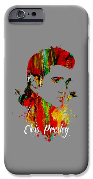 Elvis Presley Collection IPhone 6s Case by Marvin Blaine