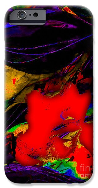 Guitar iPhone 6s Case - Eric Clapton Collection by Marvin Blaine