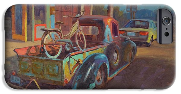 Truck iPhone 6s Case - 38' Ford In Jerome, Az by Cody DeLong